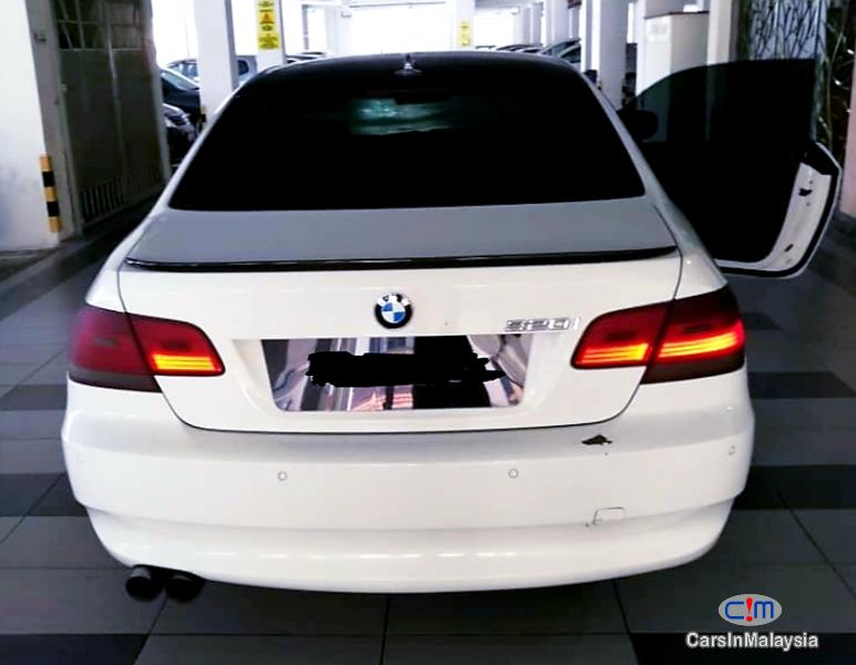 BMW 3 Series 2.0-LITER LUXURY COUPE SPORTBACK Automatic 2011 in Kuala Lumpur