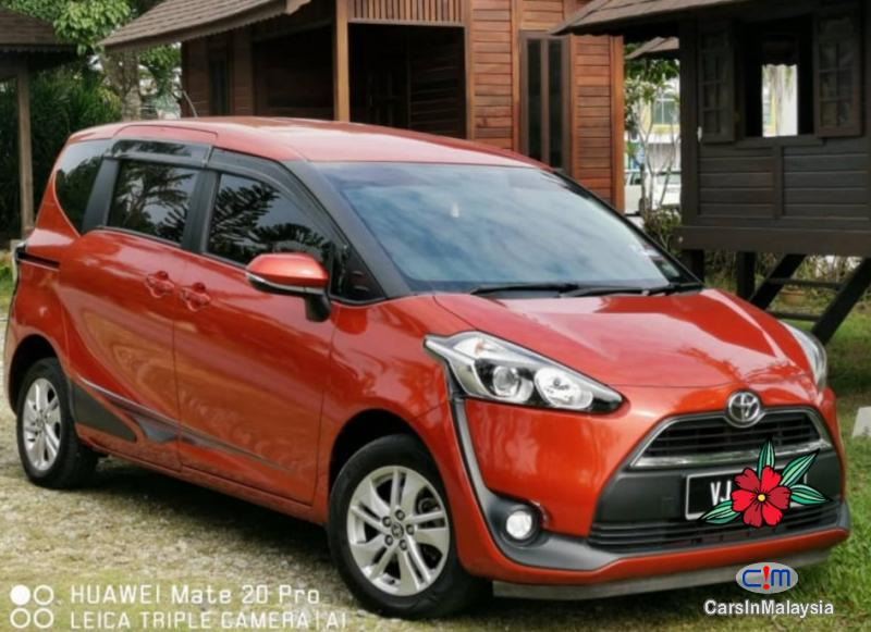 Pictures of Toyota Sienta 1.5-LITER ECONOMY 7 SEATER FAMILY MPV Automatic 2016