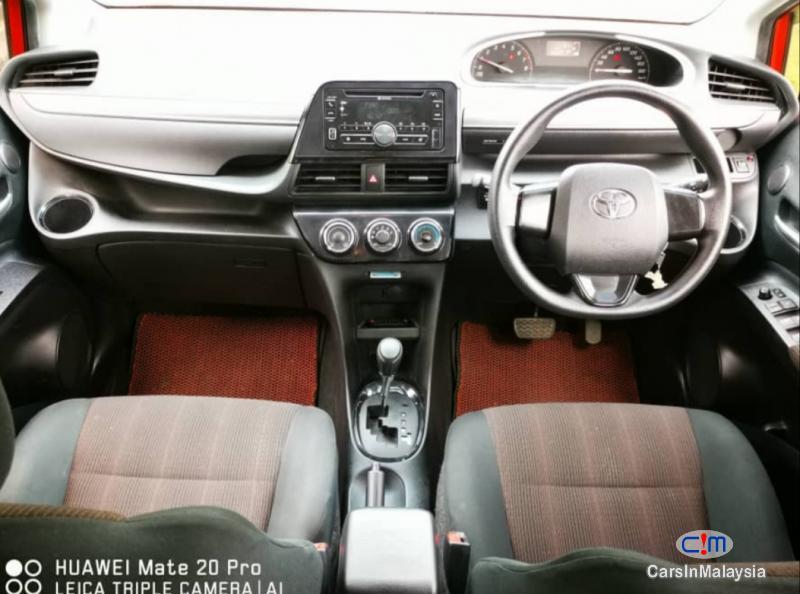 Toyota Sienta 1.5-LITER ECONOMY 7 SEATER FAMILY MPV Automatic 2016 in Selangor