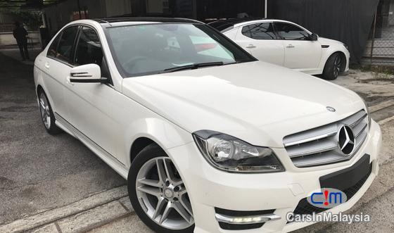 Picture of Mercedes Benz C180 CGI 1.8-LITER LUXURY SEDAN Automatic 2013
