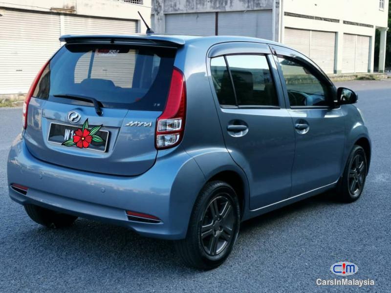 Perodua Myvi 1.3-LITER ECONOMY HATCHBACK CAR Automatic 2014