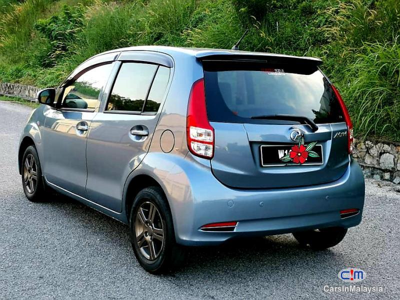 Perodua Myvi 1.3-LITER ECONOMY HATCHBACK CAR Automatic 2014 in Malaysia