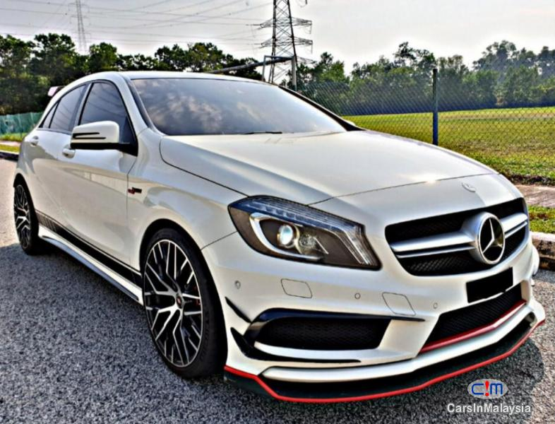Pictures of Mercedes Benz A250 1.8-LITER LUXURY SPORT HATCHBACK Automatic 2013