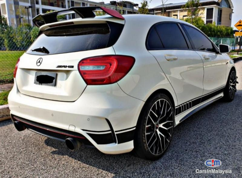 Picture of Mercedes Benz A250 1.8-LITER LUXURY SPORT HATCHBACK Automatic 2013 in Selangor