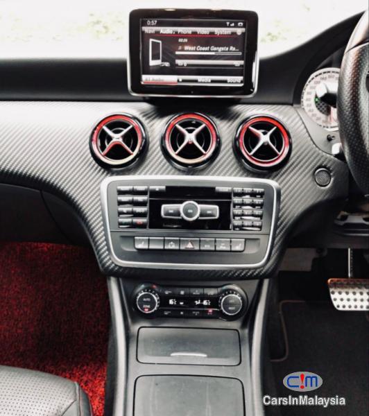 Mercedes Benz A250 1.8-LITER LUXURY SPORT HATCHBACK Automatic 2013 in Selangor - image