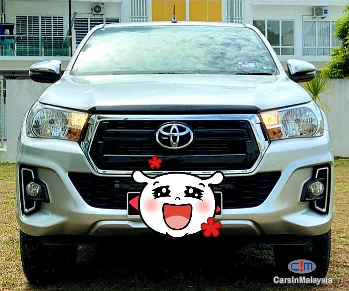 Pictures of Toyota Hilux 2.4-LITER DOUBLE CAB CHASSIS 4X4 DIESEL TURBO FULLSPEC Automatic 2020