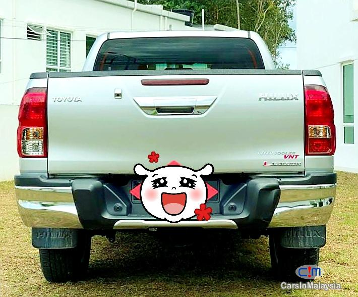 Toyota Hilux 2.4-LITER DOUBLE CAB CHASSIS 4X4 DIESEL TURBO FULLSPEC Automatic 2020