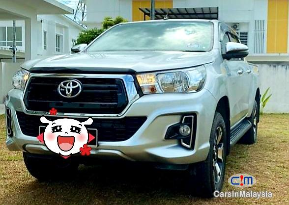Toyota Hilux 2.4-LITER DOUBLE CAB CHASSIS 4X4 DIESEL TURBO FULLSPEC Automatic 2020 in Selangor