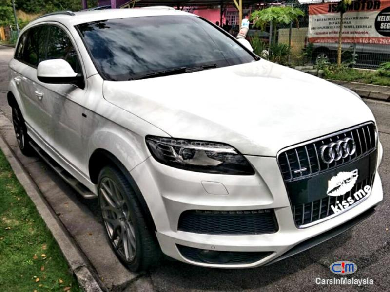 Picture of Audi Q7 3.0 Quattro Sline Automatic 2012