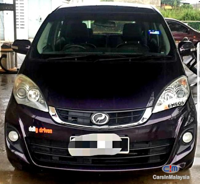 Perodua Alza Touch Screen Leather Seat Full Spec Automatic 2014