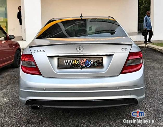 Mercedes Benz C180 CGI 1.8 CGI LUXURY ECONOMIC SEDAN Automatic 2011