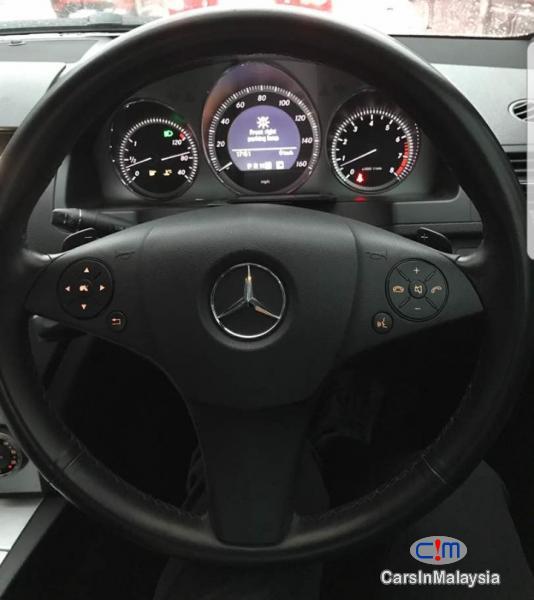 Mercedes Benz C180 CGI 1.8 CGI LUXURY ECONOMIC SEDAN Automatic 2011 in Malaysia