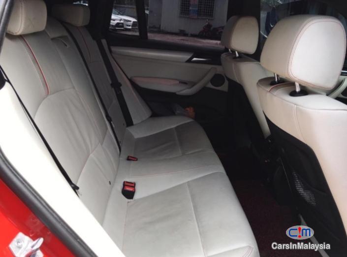 BMW X 2.0-LITER BMW X4 LUXURY SUV TWIN TURBO Automatic 2015 - image 10