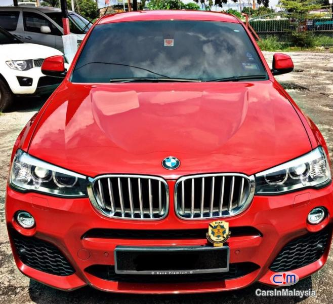 Pictures of BMW X 2.0-LITER BMW X4 LUXURY SUV TWIN TURBO Automatic 2015