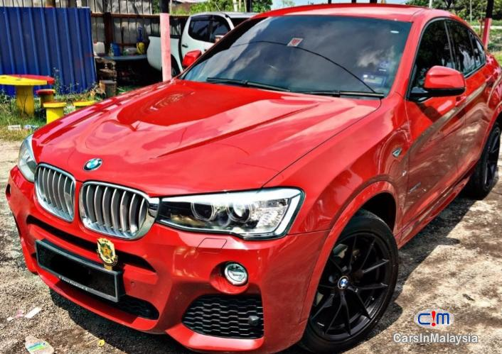 Picture of BMW X 2.0-LITER BMW X4 LUXURY SUV TWIN TURBO Automatic 2015 in Selangor