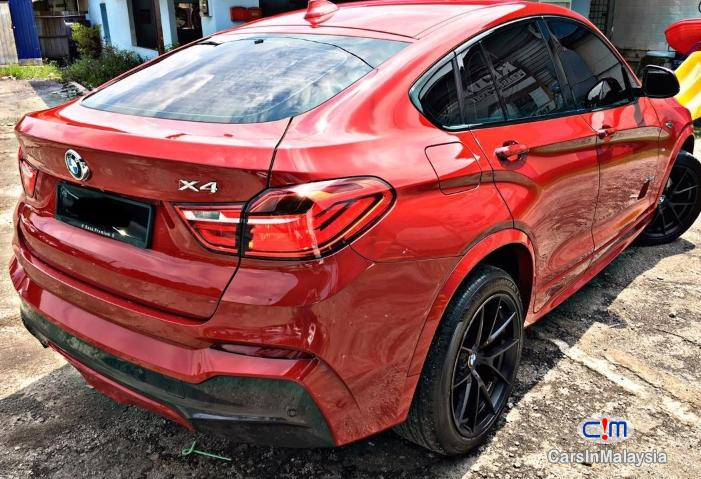 Picture of BMW X 2.0-LITER BMW X4 LUXURY SUV TWIN TURBO Automatic 2015 in Malaysia