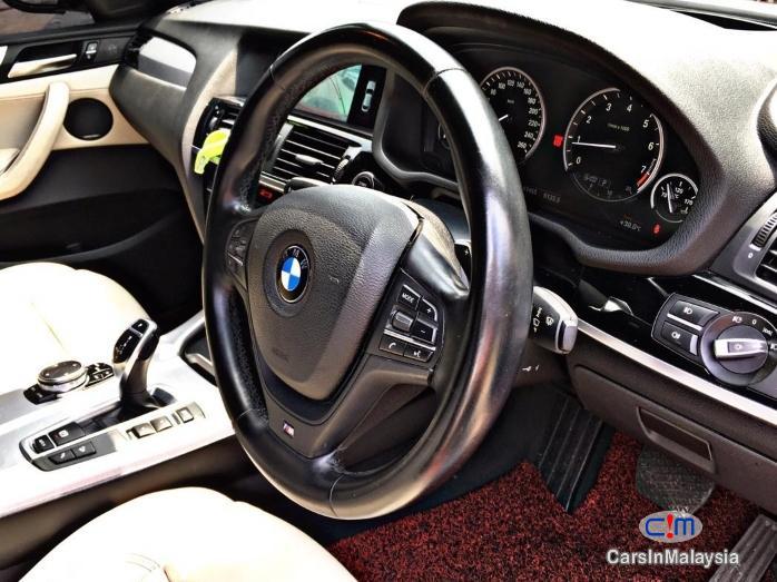 BMW X 2.0-LITER BMW X4 LUXURY SUV TWIN TURBO Automatic 2015 in Selangor - image