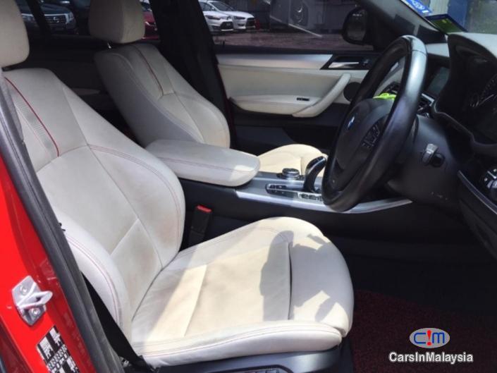 BMW X 2.0-LITER BMW X4 LUXURY SUV TWIN TURBO Automatic 2015 in Malaysia - image
