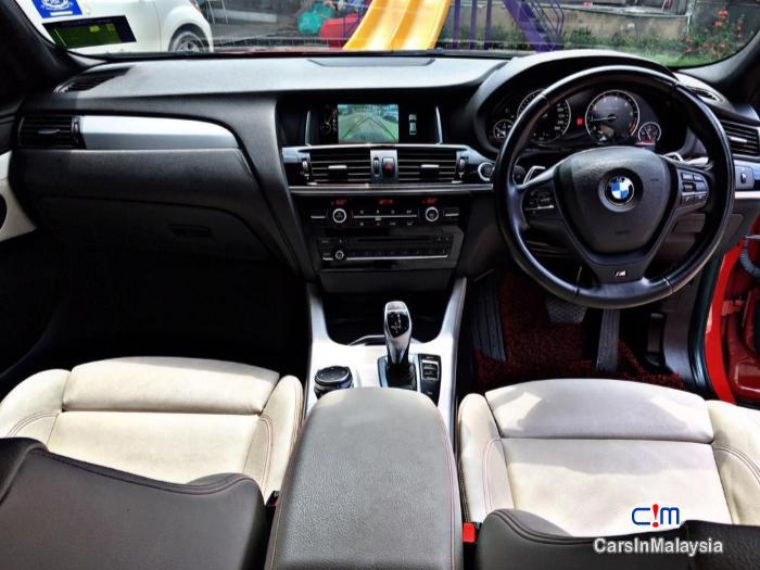 BMW X 2.0-LITER BMW X4 LUXURY SUV TWIN TURBO Automatic 2015 - image 9