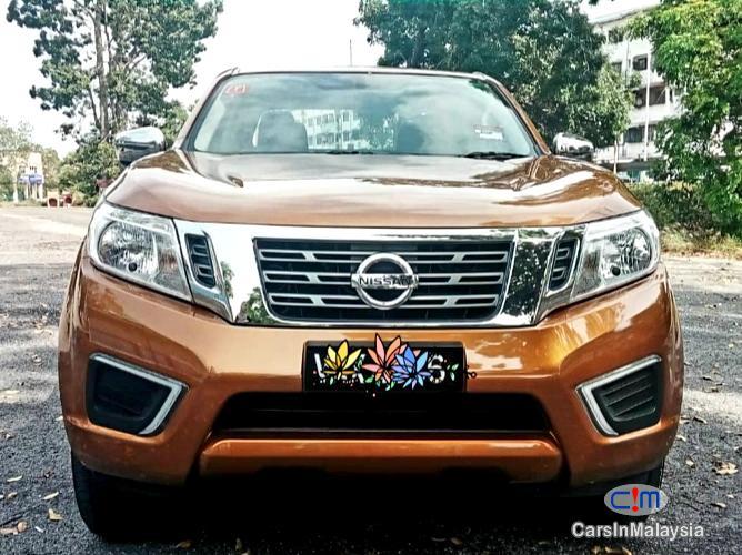 Nissan Navara 2.5-LITER 4X4 TURBO DIESEL AUTO Automatic 2017 in Malaysia