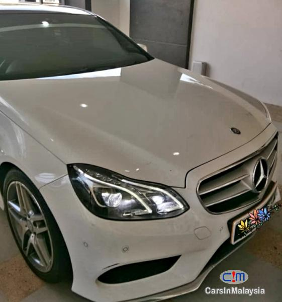 Picture of Mercedes Benz E250 CGI 2.0-LITER TURBO LUXURY SEDAN Automatic 2016 in Pahang