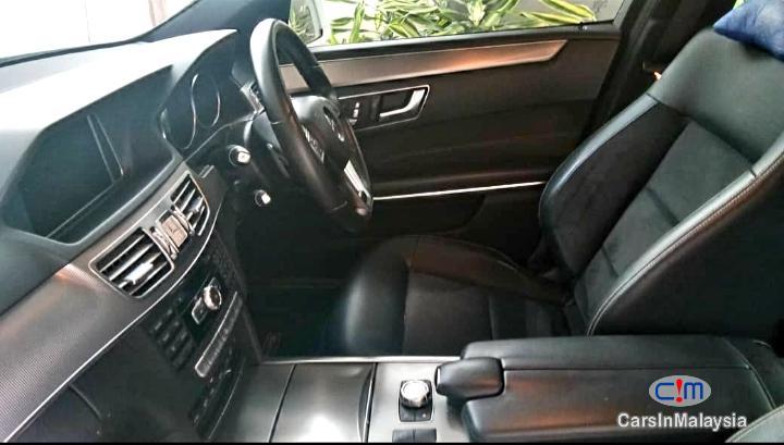 Mercedes Benz E250 CGI 2.0-LITER TURBO LUXURY SEDAN Automatic 2016 in Malaysia - image