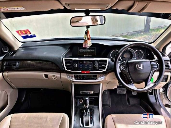 Honda Accord 2.0-LITER LUXURY SEDAN Automatic 2013 in Malaysia