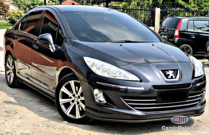 Picture of Peugeot 408 1.6-LITER LUXURY TURBO SEDAN Automatic 2016