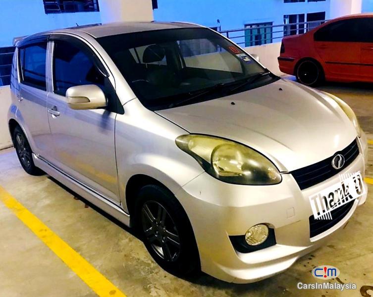 Perodua Myvi 1.3-LITER ECONOMY HATCHBACK CAR Automatic 2010