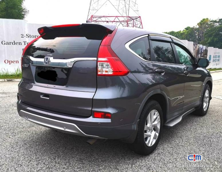 Picture of Honda CR-V 2.0-LITER LUXURY FAMILY SUV Automatic 2016