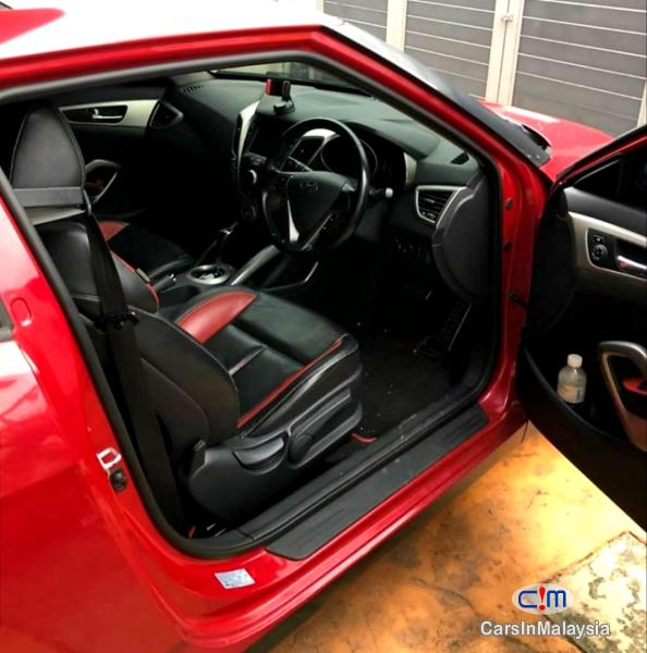 Hyundai Veloster 1.6-LITER COUPE SPORTBACK Automatic 2015 in Malaysia