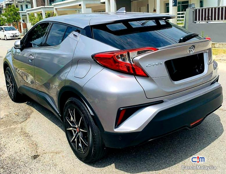Toyota Other 1.8-LITER LUXURY SPORTY SUV Automatic 2019 in Kuala Lumpur