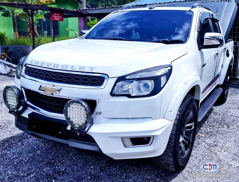 Picture of Chevrolet Colorado 2.8-LITER 4x4 DOUBLE CAB DIESEL TURBO Automatic 2017