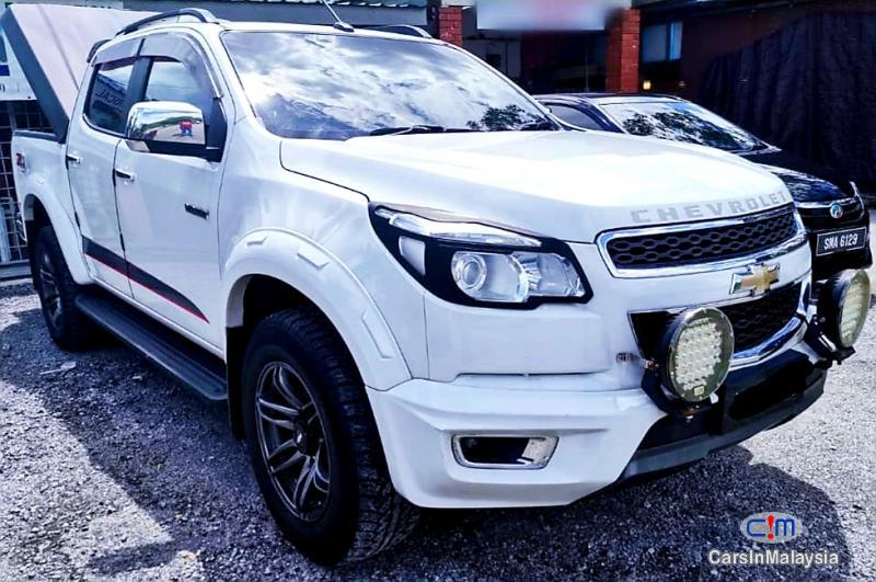 Chevrolet Colorado 2.8-LITER 4x4 DOUBLE CAB DIESEL TURBO Automatic 2017 in Selangor