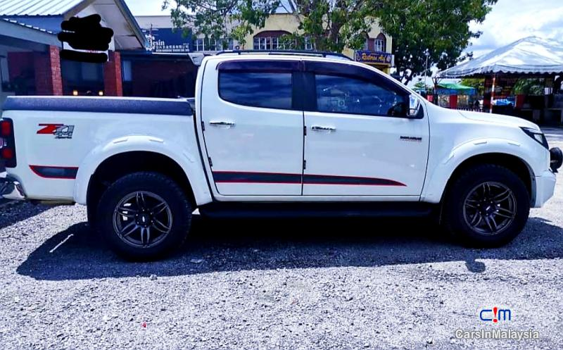 Picture of Chevrolet Colorado 2.8-LITER 4x4 DOUBLE CAB DIESEL TURBO Automatic 2017 in Selangor