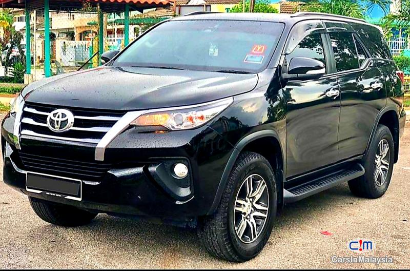 Picture of Toyota Fortuner 2.4-LITER 4X4 LUXURY FAMILY SUV 7 SEATER Automatic 2016