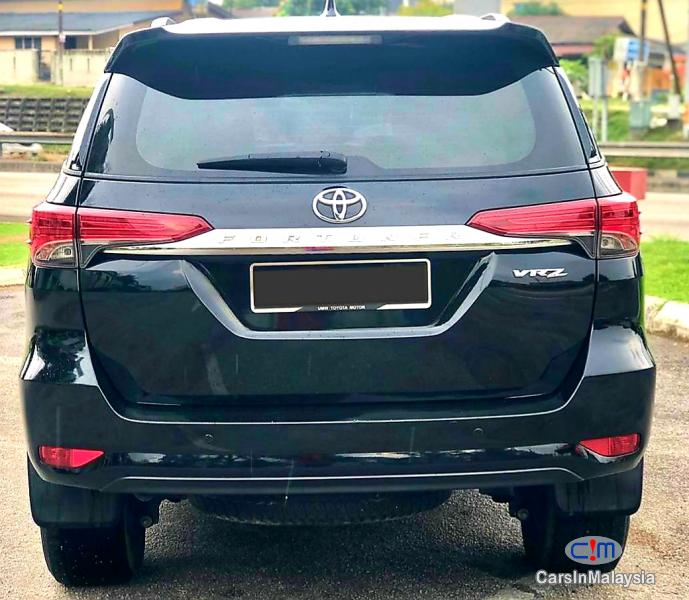Picture of Toyota Fortuner 2.4-LITER 4X4 LUXURY FAMILY SUV 7 SEATER Automatic 2016 in Malaysia