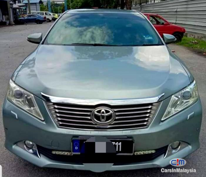 Picture of Toyota Camry 2.0-LITER LUXURY SEDAN Automatic 2013