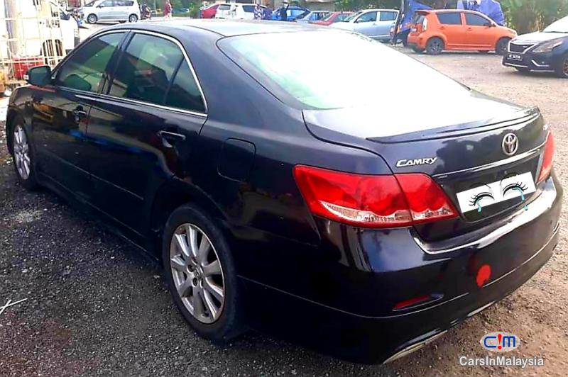 Picture of Toyota Camry 2.0-LITER LUXURY SEDAN Automatic 2007 in Selangor
