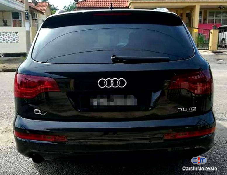 Picture of Audi Q7 3.0-LITER LUXURY SUV Automatic 2013