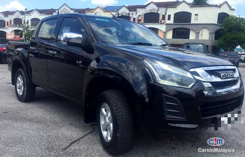 Picture of Isuzu D-Max 2.5-LITER 4X4 MANUAL DOUBLE CAB DIESEL TURBO Automatic 2017