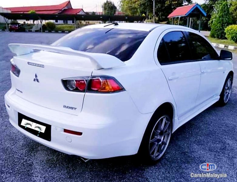 Mitsubishi Lancer 2.0-LITER SPORT SEDAN Automatic 2010 in Malaysia