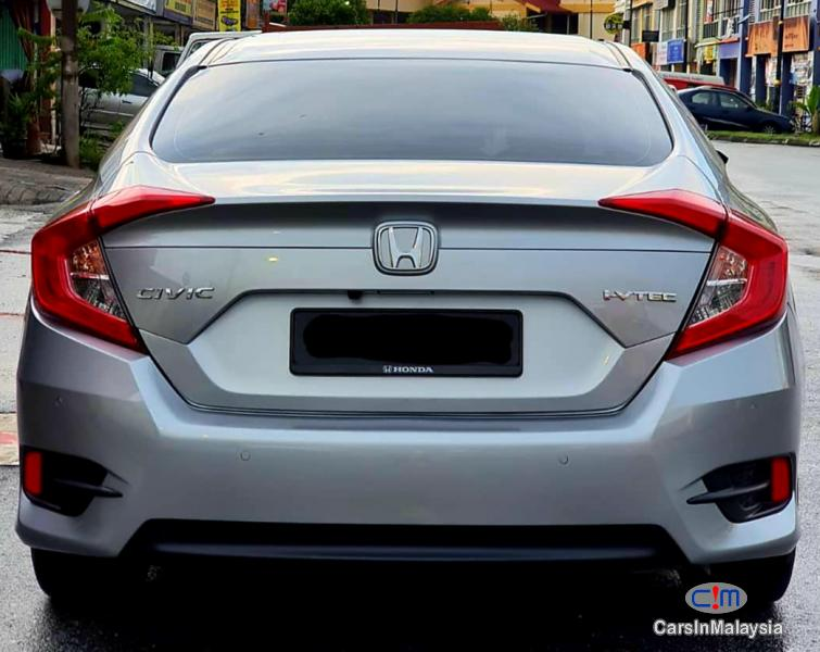 Picture of Honda Civic 1.8-LITER LUXURY SPORTY SEDAN Automatic 2018 in Malaysia