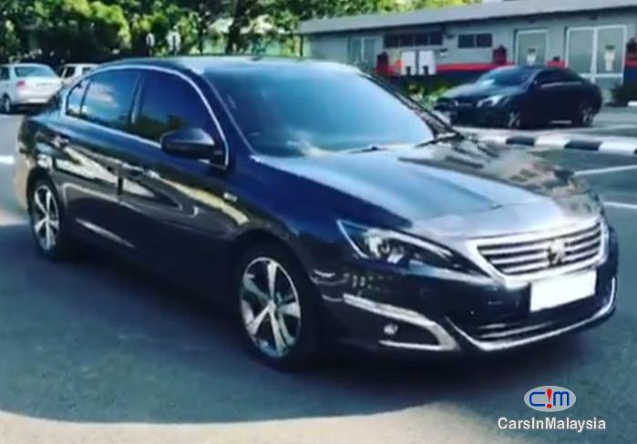 Peugeot 408 1.6-LITER FAMILY LUXURY SALOON Automatic 2017 - image 9