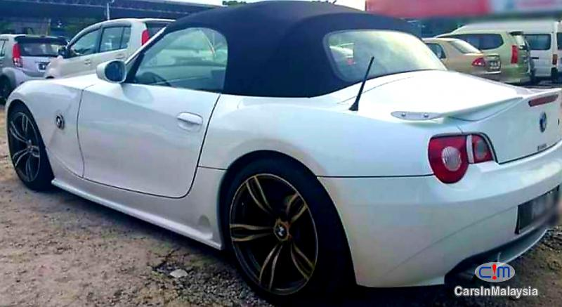 Picture of BMW Z 2.5-LITER LUXURY CABRIOLET SPORT SOFT TOP Automatic 2009