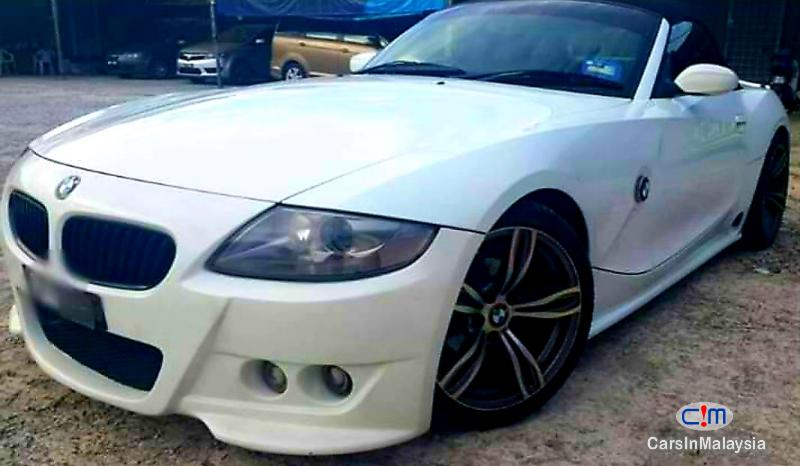 BMW Z 2.5-LITER LUXURY CABRIOLET SPORT SOFT TOP Automatic 2009