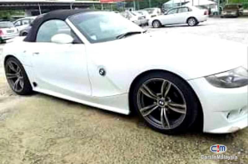 BMW Z 2.5-LITER LUXURY CABRIOLET SPORT SOFT TOP Automatic 2009 in Malaysia - image