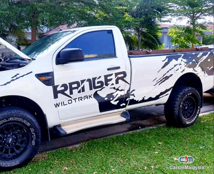 Picture of Ford Ranger 2.2-LITER T6 4WD DIESEL TURBO SINGLE CAB Manual 2015