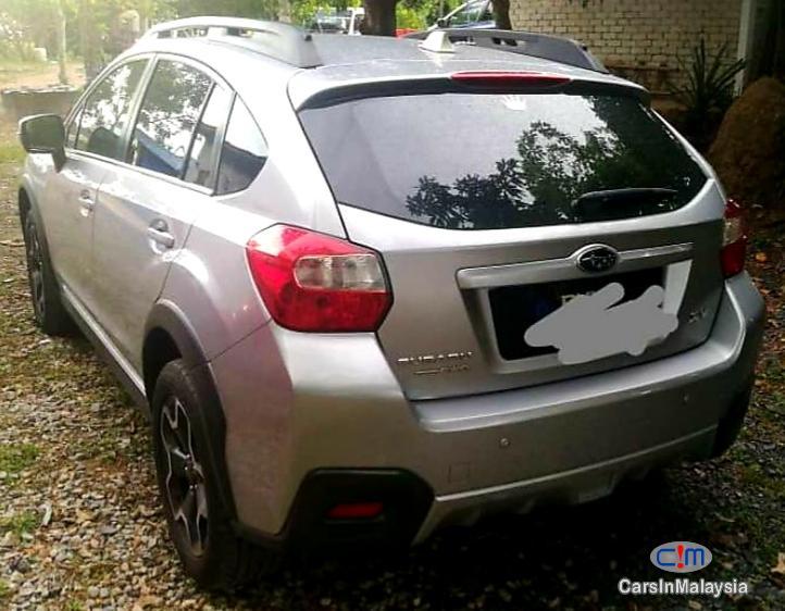 Subaru XV 2.0-LITER CONTINENTAL FAMILY SUV Automatic 2015