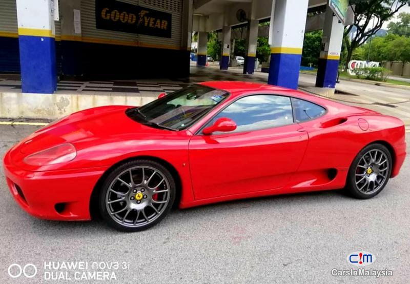 Picture of Ferrari 360 3.6-LITER LUXURY SUPER SPORT CAR Automatic 2011